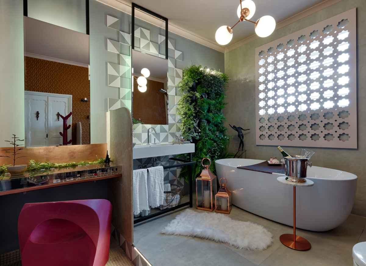 Exposição de decoração ensina como ambientar a casa com gosto e preço justo