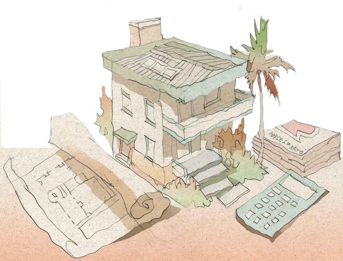 Construção de uma casa do zero pode ocorrer sem grandes percalços