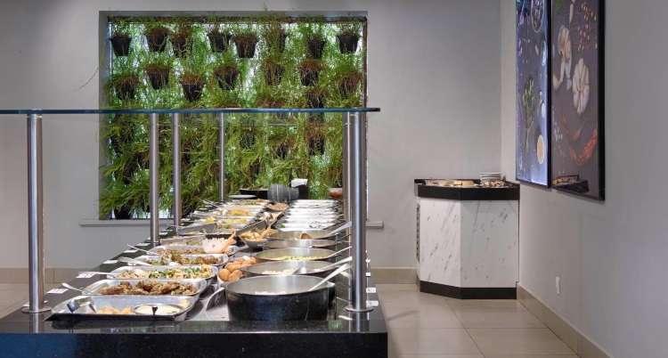 Luz, cor e textura podem influenciar na experiência gastronômica em espaços gourmet