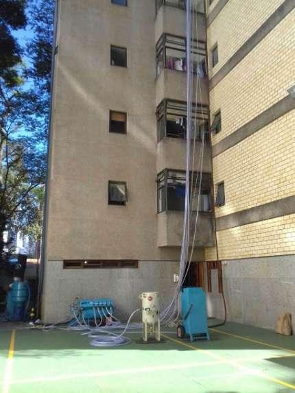 Equipamentos de ponta ajudam a reduzir gastos na hora de reformar a edificação
