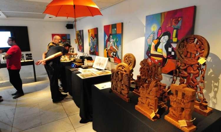 Projeto reúne em Belo Horizonte o trabalho de grandes nomes da arte e do artesanato