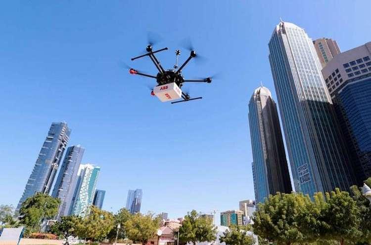 Para reduzir tempo e custos, construtoras adotam o uso de drones para elaborar projetos