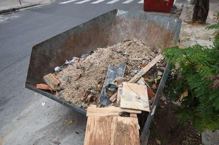 Gestão de resíduos da construção civil será feita de modo digital
