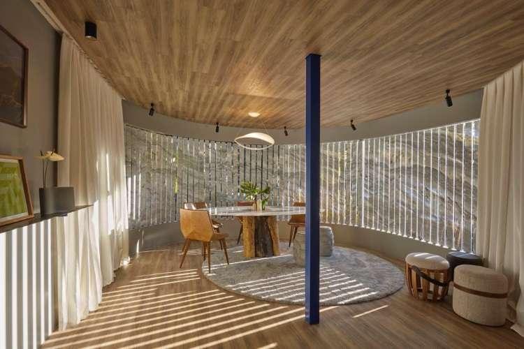 Arquitetos ampliam possibilidades de uso de revestimentos em novas leituras